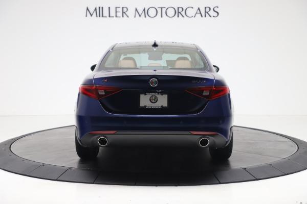 New 2021 Alfa Romeo Giulia Ti Q4 for sale $51,100 at Rolls-Royce Motor Cars Greenwich in Greenwich CT 06830 6