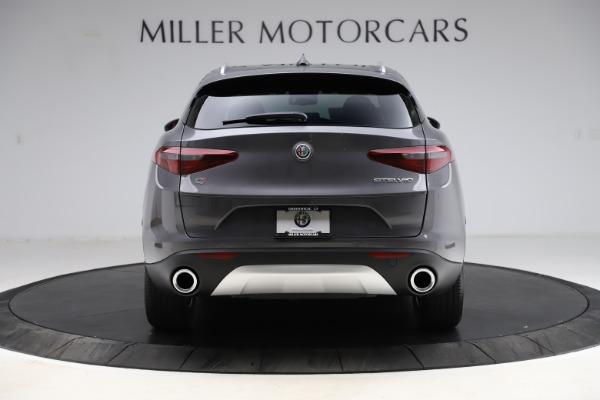 New 2021 Alfa Romeo Stelvio Q4 for sale $48,050 at Rolls-Royce Motor Cars Greenwich in Greenwich CT 06830 6