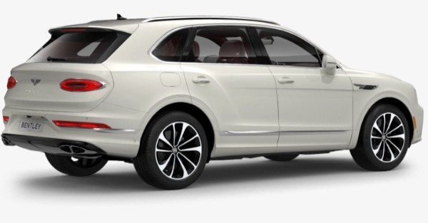 New 2021 Bentley Bentayga Hybrid for sale Call for price at Rolls-Royce Motor Cars Greenwich in Greenwich CT 06830 3