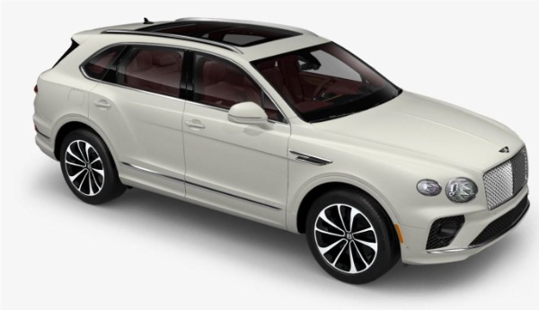 New 2021 Bentley Bentayga Hybrid for sale Call for price at Rolls-Royce Motor Cars Greenwich in Greenwich CT 06830 5