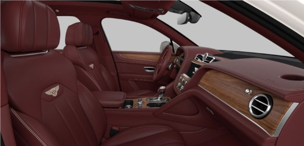 New 2021 Bentley Bentayga Hybrid for sale Call for price at Rolls-Royce Motor Cars Greenwich in Greenwich CT 06830 7