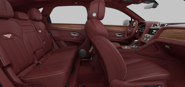 New 2021 Bentley Bentayga Hybrid for sale Call for price at Rolls-Royce Motor Cars Greenwich in Greenwich CT 06830 9