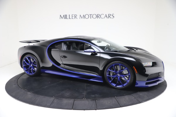 Used 2018 Bugatti Chiron for sale Call for price at Rolls-Royce Motor Cars Greenwich in Greenwich CT 06830 10