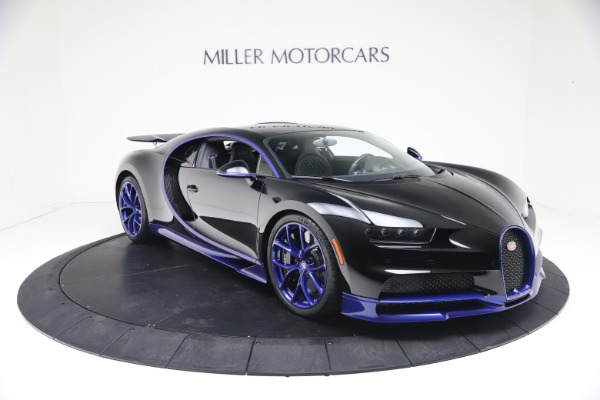 Used 2018 Bugatti Chiron for sale Call for price at Rolls-Royce Motor Cars Greenwich in Greenwich CT 06830 11