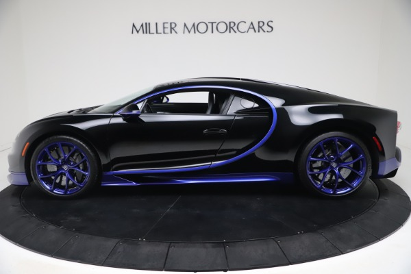 Used 2018 Bugatti Chiron for sale Call for price at Rolls-Royce Motor Cars Greenwich in Greenwich CT 06830 12