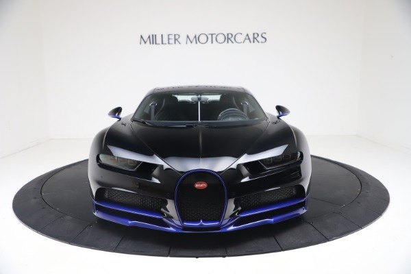 Used 2018 Bugatti Chiron for sale Call for price at Rolls-Royce Motor Cars Greenwich in Greenwich CT 06830 14