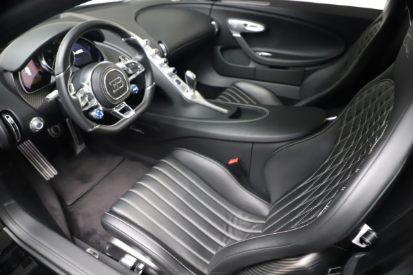 Used 2018 Bugatti Chiron for sale Call for price at Rolls-Royce Motor Cars Greenwich in Greenwich CT 06830 15