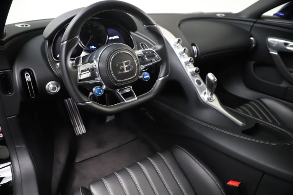 Used 2018 Bugatti Chiron for sale Call for price at Rolls-Royce Motor Cars Greenwich in Greenwich CT 06830 16