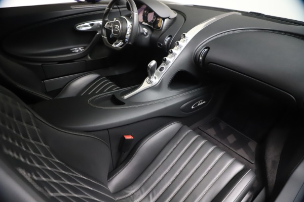 Used 2018 Bugatti Chiron for sale Call for price at Rolls-Royce Motor Cars Greenwich in Greenwich CT 06830 19