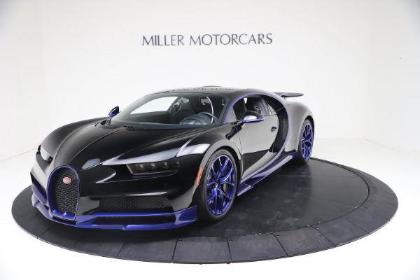 Used 2018 Bugatti Chiron for sale Call for price at Rolls-Royce Motor Cars Greenwich in Greenwich CT 06830 2