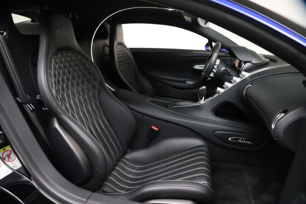 Used 2018 Bugatti Chiron for sale Call for price at Rolls-Royce Motor Cars Greenwich in Greenwich CT 06830 21