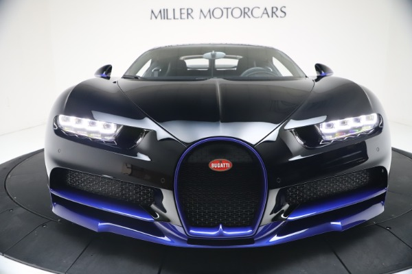Used 2018 Bugatti Chiron for sale Call for price at Rolls-Royce Motor Cars Greenwich in Greenwich CT 06830 23
