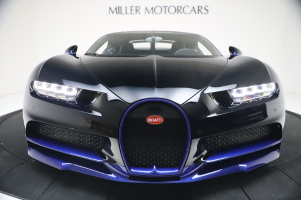 Used 2018 Bugatti Chiron for sale Call for price at Rolls-Royce Motor Cars Greenwich in Greenwich CT 06830 25