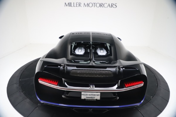 Used 2018 Bugatti Chiron for sale Call for price at Rolls-Royce Motor Cars Greenwich in Greenwich CT 06830 26