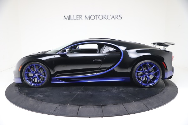 Used 2018 Bugatti Chiron for sale Call for price at Rolls-Royce Motor Cars Greenwich in Greenwich CT 06830 3