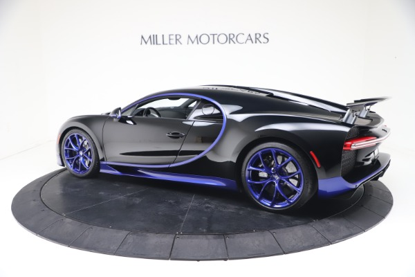 Used 2018 Bugatti Chiron for sale Call for price at Rolls-Royce Motor Cars Greenwich in Greenwich CT 06830 4