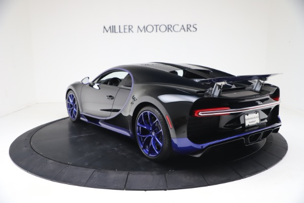 Used 2018 Bugatti Chiron for sale Call for price at Rolls-Royce Motor Cars Greenwich in Greenwich CT 06830 5
