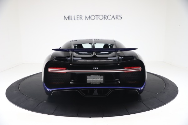 Used 2018 Bugatti Chiron for sale Call for price at Rolls-Royce Motor Cars Greenwich in Greenwich CT 06830 6