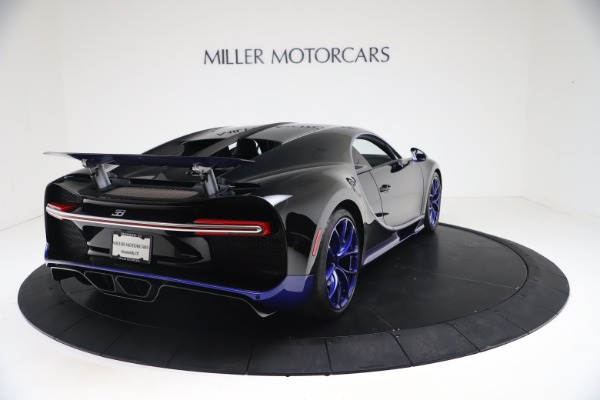 Used 2018 Bugatti Chiron for sale Call for price at Rolls-Royce Motor Cars Greenwich in Greenwich CT 06830 7