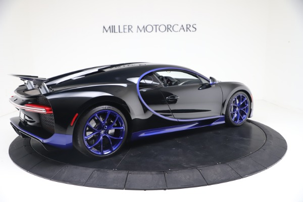 Used 2018 Bugatti Chiron for sale Call for price at Rolls-Royce Motor Cars Greenwich in Greenwich CT 06830 8
