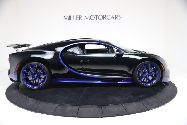 Used 2018 Bugatti Chiron for sale Call for price at Rolls-Royce Motor Cars Greenwich in Greenwich CT 06830 9