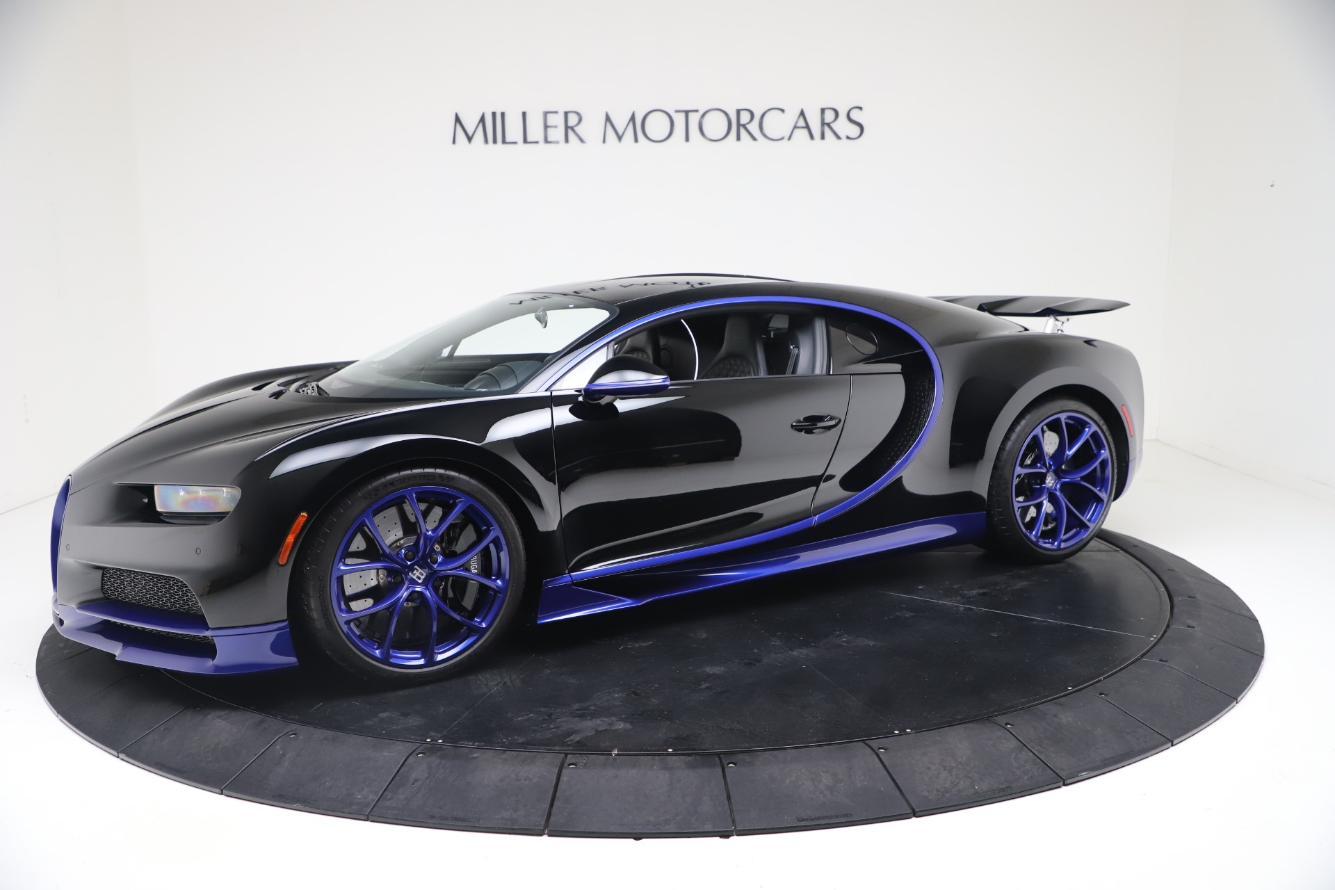 Used 2018 Bugatti Chiron for sale Call for price at Rolls-Royce Motor Cars Greenwich in Greenwich CT 06830 1