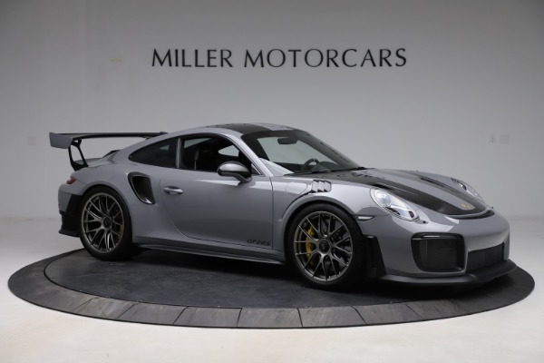 Used 2019 Porsche 911 GT2 RS for sale Call for price at Rolls-Royce Motor Cars Greenwich in Greenwich CT 06830 10