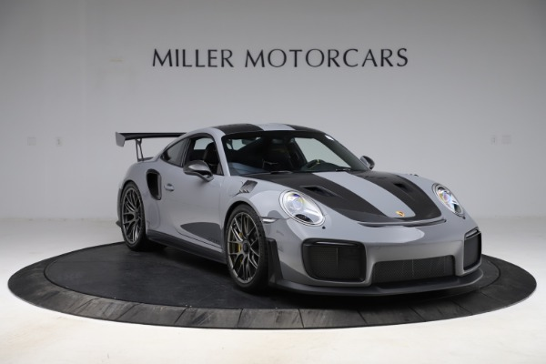Used 2019 Porsche 911 GT2 RS for sale Call for price at Rolls-Royce Motor Cars Greenwich in Greenwich CT 06830 11
