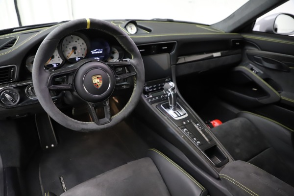 Used 2019 Porsche 911 GT2 RS for sale Call for price at Rolls-Royce Motor Cars Greenwich in Greenwich CT 06830 13