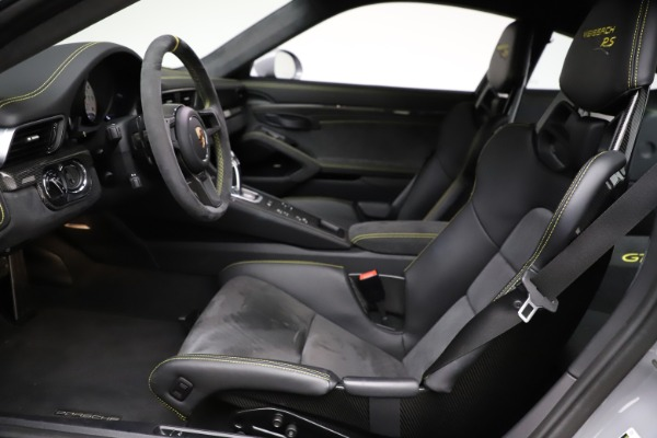 Used 2019 Porsche 911 GT2 RS for sale Call for price at Rolls-Royce Motor Cars Greenwich in Greenwich CT 06830 14
