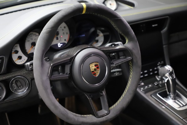 Used 2019 Porsche 911 GT2 RS for sale Call for price at Rolls-Royce Motor Cars Greenwich in Greenwich CT 06830 17