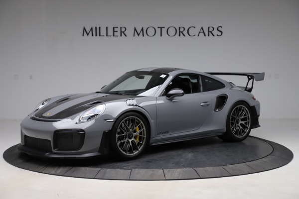 Used 2019 Porsche 911 GT2 RS for sale Call for price at Rolls-Royce Motor Cars Greenwich in Greenwich CT 06830 2