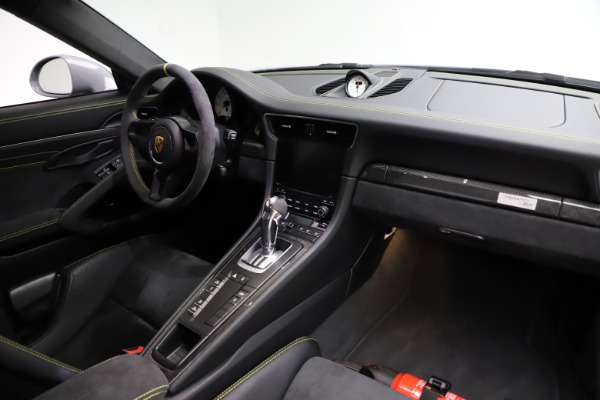 Used 2019 Porsche 911 GT2 RS for sale Call for price at Rolls-Royce Motor Cars Greenwich in Greenwich CT 06830 21