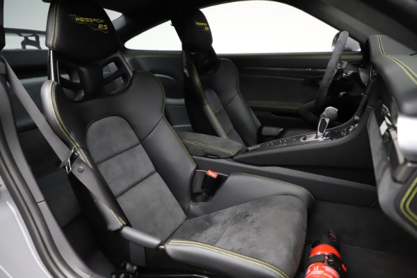 Used 2019 Porsche 911 GT2 RS for sale Call for price at Rolls-Royce Motor Cars Greenwich in Greenwich CT 06830 23