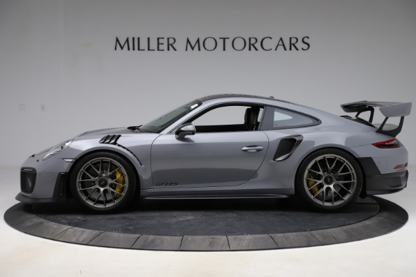Used 2019 Porsche 911 GT2 RS for sale Call for price at Rolls-Royce Motor Cars Greenwich in Greenwich CT 06830 3