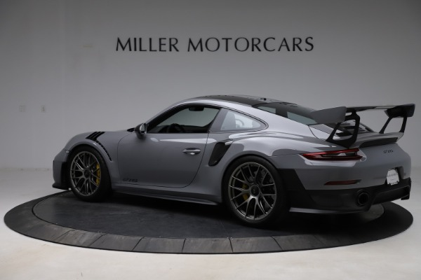 Used 2019 Porsche 911 GT2 RS for sale Call for price at Rolls-Royce Motor Cars Greenwich in Greenwich CT 06830 4