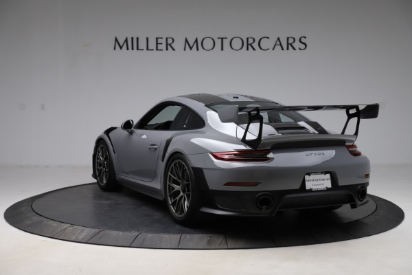 Used 2019 Porsche 911 GT2 RS for sale Call for price at Rolls-Royce Motor Cars Greenwich in Greenwich CT 06830 5