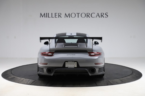 Used 2019 Porsche 911 GT2 RS for sale Call for price at Rolls-Royce Motor Cars Greenwich in Greenwich CT 06830 6