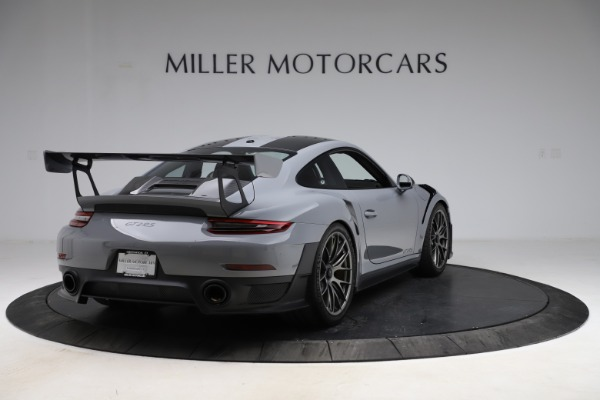 Used 2019 Porsche 911 GT2 RS for sale Call for price at Rolls-Royce Motor Cars Greenwich in Greenwich CT 06830 7