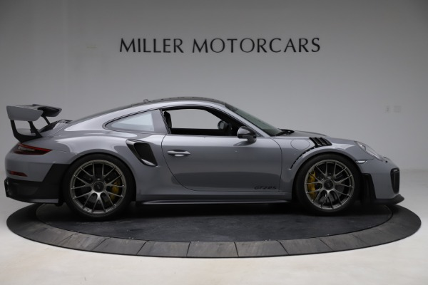 Used 2019 Porsche 911 GT2 RS for sale Call for price at Rolls-Royce Motor Cars Greenwich in Greenwich CT 06830 9