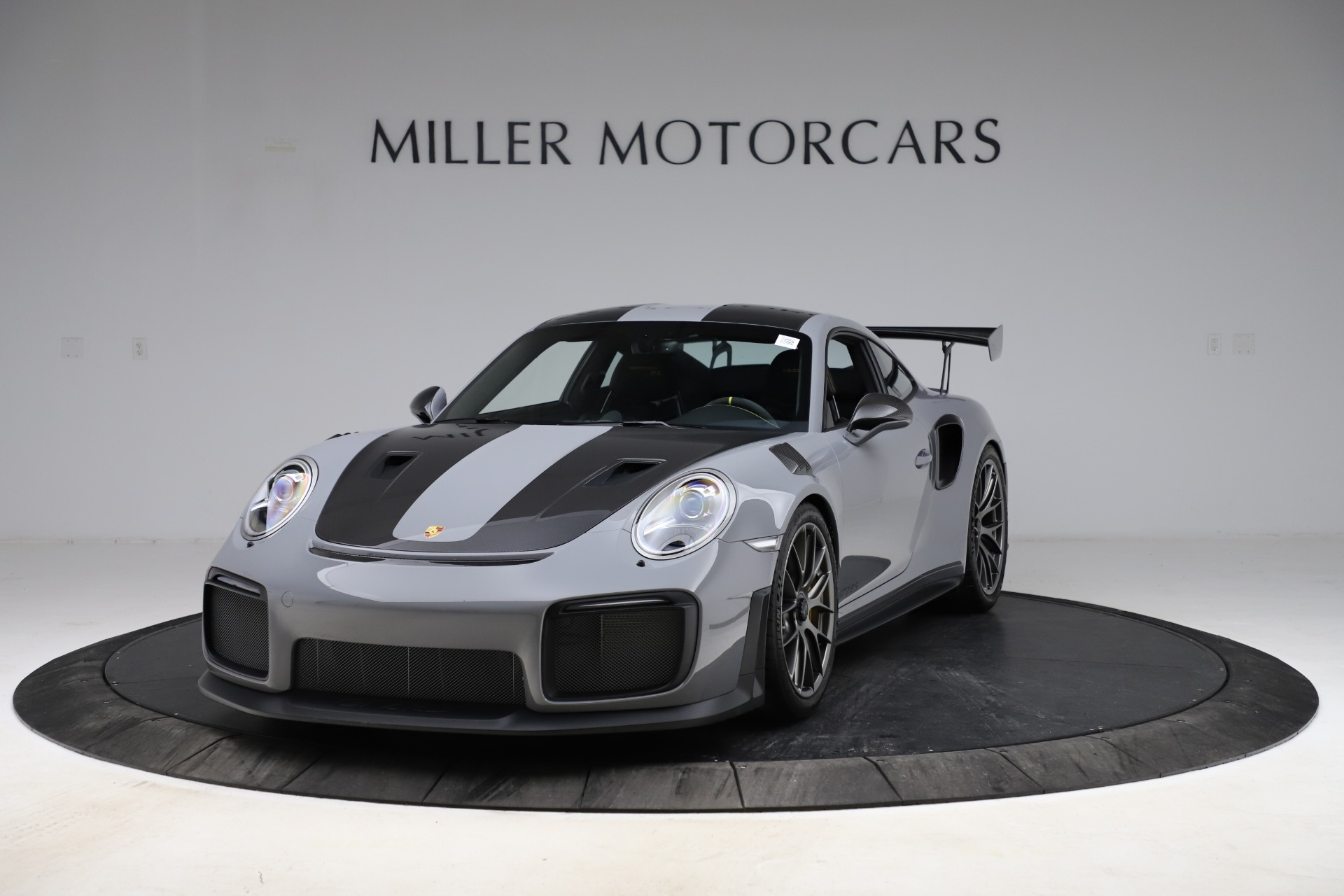 Used 2019 Porsche 911 GT2 RS for sale Call for price at Rolls-Royce Motor Cars Greenwich in Greenwich CT 06830 1