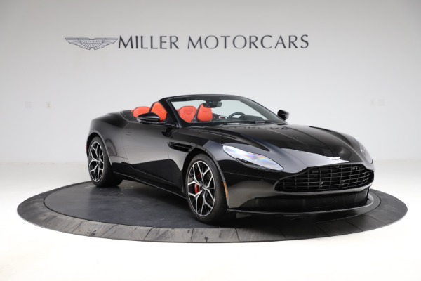 Used 2019 Aston Martin DB11 Volante Volante for sale $204,900 at Rolls-Royce Motor Cars Greenwich in Greenwich CT 06830 10