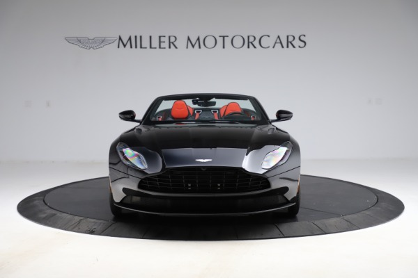 Used 2019 Aston Martin DB11 Volante Volante for sale $204,900 at Rolls-Royce Motor Cars Greenwich in Greenwich CT 06830 11