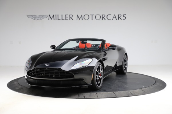 Used 2019 Aston Martin DB11 Volante for sale $209,990 at Rolls-Royce Motor Cars Greenwich in Greenwich CT 06830 12