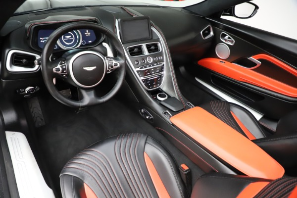 Used 2019 Aston Martin DB11 Volante Volante for sale $204,900 at Rolls-Royce Motor Cars Greenwich in Greenwich CT 06830 13