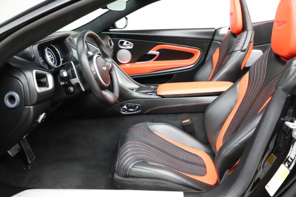 Used 2019 Aston Martin DB11 Volante Volante for sale $204,900 at Rolls-Royce Motor Cars Greenwich in Greenwich CT 06830 14