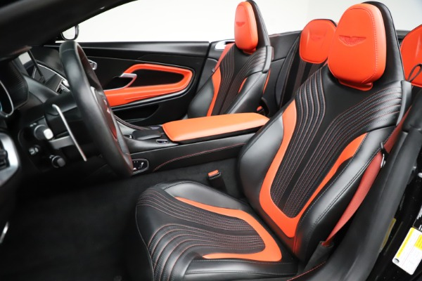 Used 2019 Aston Martin DB11 Volante Volante for sale $204,900 at Rolls-Royce Motor Cars Greenwich in Greenwich CT 06830 15