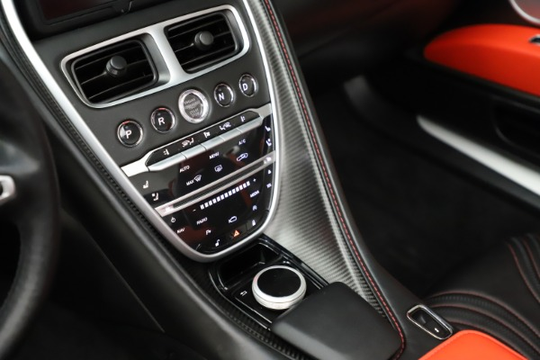 Used 2019 Aston Martin DB11 Volante Volante for sale $204,900 at Rolls-Royce Motor Cars Greenwich in Greenwich CT 06830 17