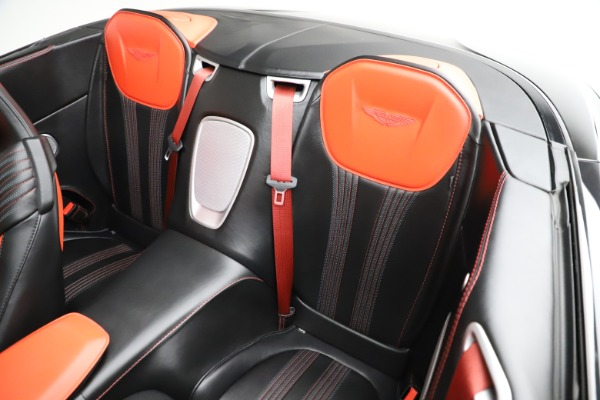Used 2019 Aston Martin DB11 Volante Volante for sale $204,900 at Rolls-Royce Motor Cars Greenwich in Greenwich CT 06830 18