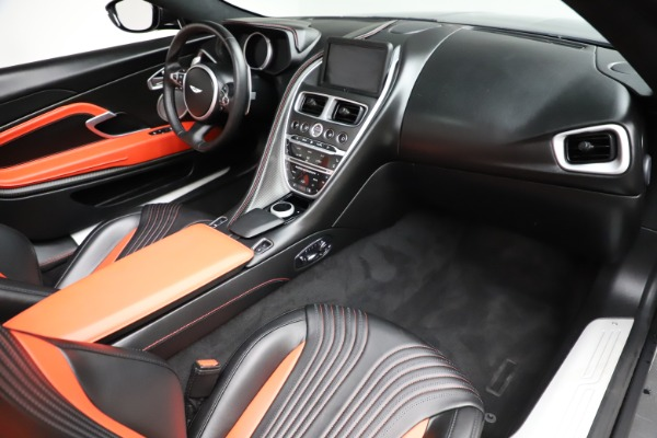 Used 2019 Aston Martin DB11 Volante Volante for sale $204,900 at Rolls-Royce Motor Cars Greenwich in Greenwich CT 06830 20